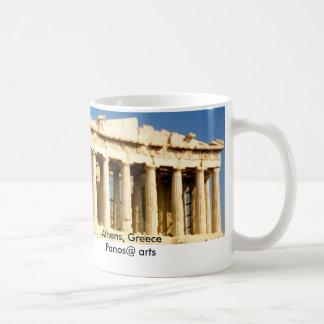 Mug Parthenon, Athènes, Grèce
