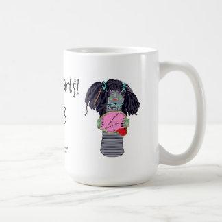 Mug Partie du zombi BYOB