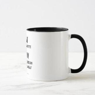 Mug - Pas besoin de conseil