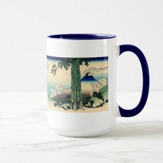 Mug Passage de Mishima en province de Kai