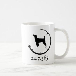 Mug Pasteur Russell Terrier
