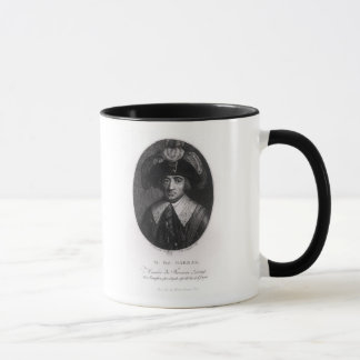 Mug Paul Francois Jean Nicolas Vicomte de Barras