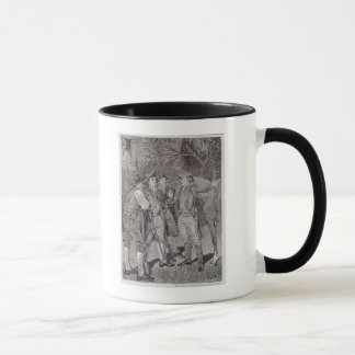 Mug Paul Revere à Lexington