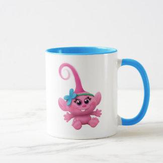 Mug Pavot de bébé des trolls |