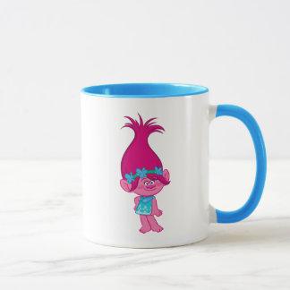 Mug Pavot des trolls | - cheveux à rester !