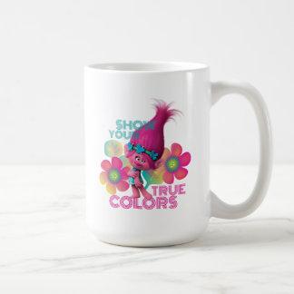 Mug Pavot des trolls | - montrez vos couleurs vraies