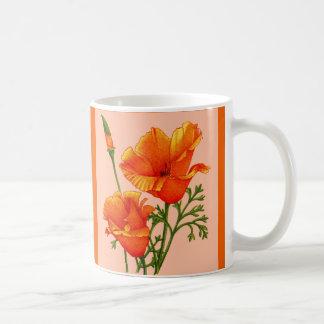 Mug Pavots de Californie