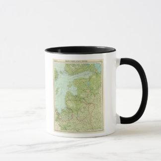 Mug Pays Baltes et la Prusse est