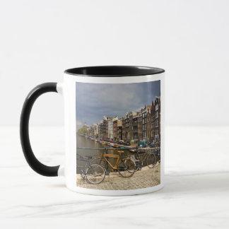 Mug Pays-Bas, Amsterdam. Vue de canal de