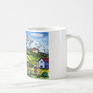 Mug Pays de Heidi