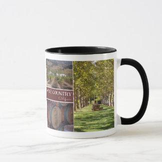 Mug Pays de vin, la Californie