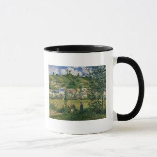 Mug Paysage chez Chaponval, 1880