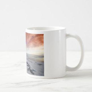 Mug Paysage d'Arctique de Noël