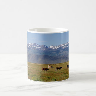 Mug Paysage de la Californie HWY 395