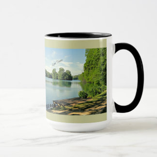 Mug Paysage de Lyon, France