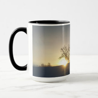 Mug Paysage d'hiver