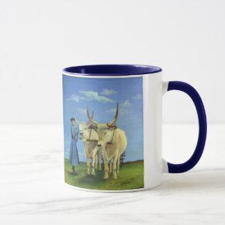 Mug Paysage hongrois