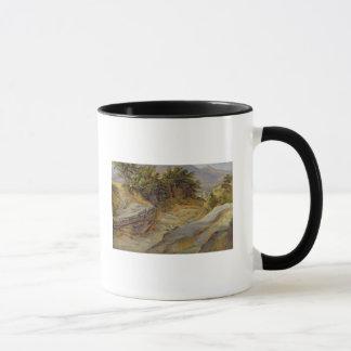 Mug Paysage italien de montagne, c.1824
