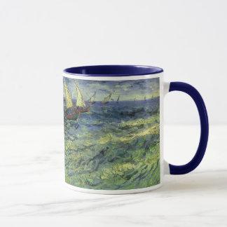 Mug Paysage marin chez Saintes Maries par Vincent van