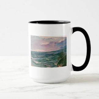 Mug Paysage marin outre de la côte de la Californie