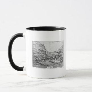 Mug Paysage montagneux