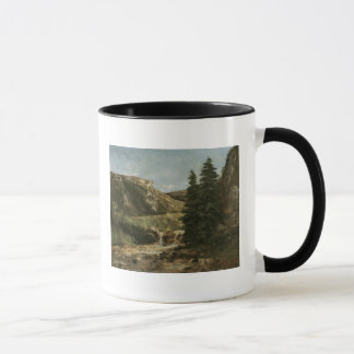 Mug Paysage près d'Ornans, c.1858