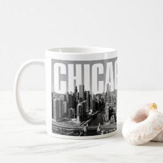 Mug Paysage urbain de Chicago