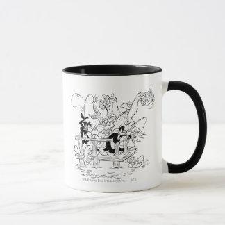 Mug Pêche allée par TUNES™ LOONEY