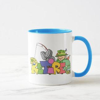 Mug Pêche allée retirée