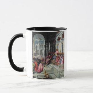 Mug Pêcheur donnant l'anneau au doge de Venise