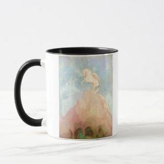 Mug Pegasus blanc, c.1908 (huile sur la toile)