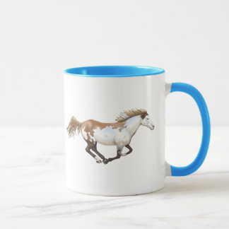Mug Peignez le cheval, Dixie