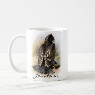 Mug Peinture d'Eagle repérée par cru