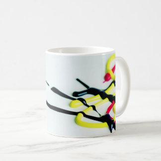 Mug Peinture éclaboussée