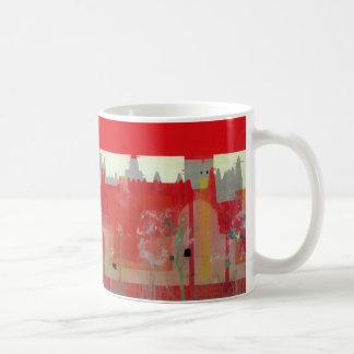 Mug Peinture rouge