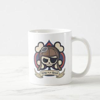 Mug Pelle de type