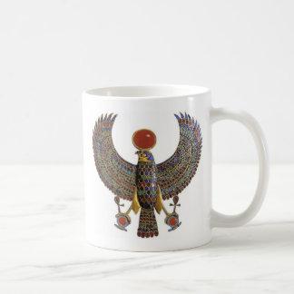 Mug Pendentif de faucon de Hru