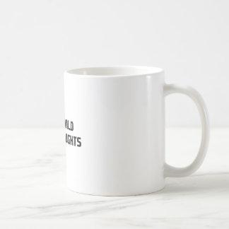 Mug Pensées sauvages sauvages