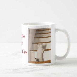 Mug Perfection de progrès pas
