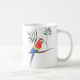 Mug Perroquet tropical