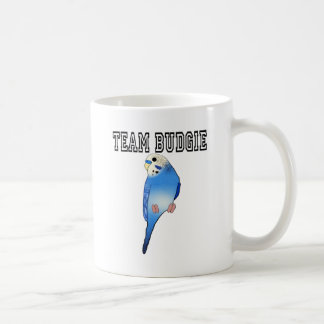 Mug Perruche d'équipe