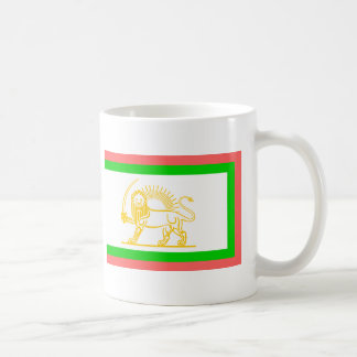 Mug Persan Flag (1906)
