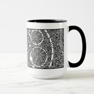 """Mug """"Perseus parmi les sphères"""" (section de culture)"""