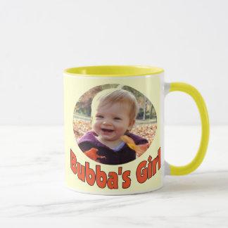 Mug Personnalisé, fille de Bubba