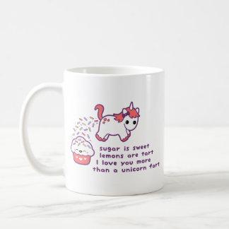 Mug Pet mignon de licorne