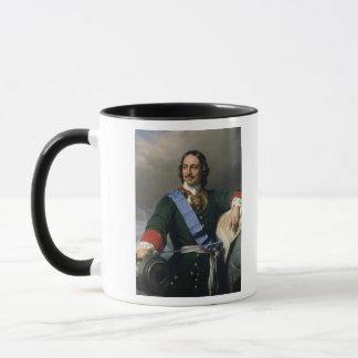 Mug Peter I le grand 1838
