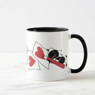 Mug petit amour de fourmi