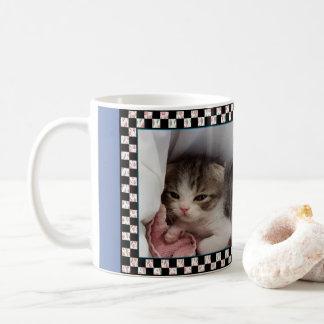 Mug Petit chaton de Somnolent-Tête