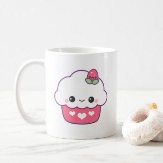 Mug Petit gâteau mignon de fraise