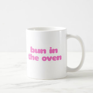 Mug Petit pain dans le four - rose